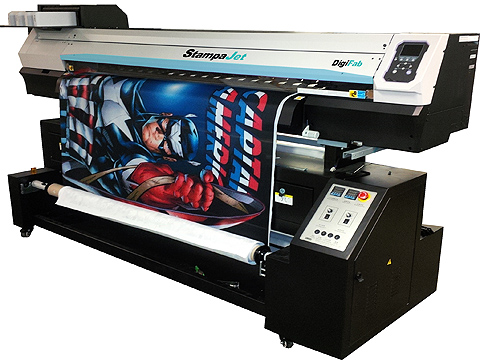 Digifab Stampajet Bp64 All In One Digital Textile Printer For