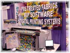 DigiFab Fabrics - Pre-Treated Fabrics for Digital Textile