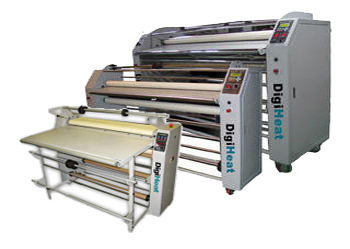 Digifab digital textile printing experts manufacturer of digital digifab systems digital textile printing experts digiheat rotary heat presses 44 63 67 75 inch malvernweather Choice Image